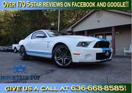 2010 mustang shelby gt500 for sale 2010 ford shelby gt500 for sale carsforsale com