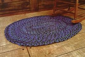braided rug an interwoven braided rug do it yourself earth news