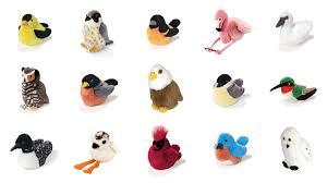 audubon plush birds audubon