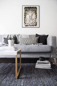 grey livingroom finding the perfect rug a well warm and white walls