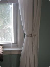 How To Install Curtain Tie Backs Curtain Holdback Installation Nrtradiant Com