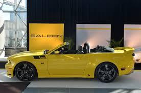 Black Mustang Saleen Photo Gallery Saleen 302 Sc Black Label Mustang Speedster
