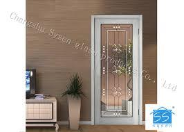 Custom Size Steel Exterior Doors Entry Door Decorative Panel Glass 22 64 Custom Size Steel