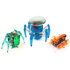The Inchworm Hexbug Chrome Trio Pack Innovation First Labs Available At