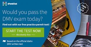 free idaho dmv permit test cheat sheet 2017 answers