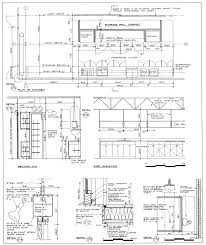 kitchen cabinets apartments architecture office sample floor plans reading drawings architecture and comics c3 a2 c2 ab the hooded utilitarian plan enlargements interior elevations