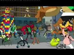 ben 10 omniverse harlem shake cartoon network