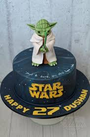yoda cake topper wars yoda cake by designed by wars