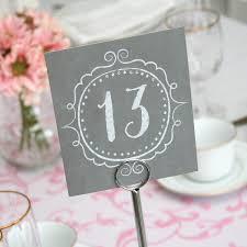 wedding table numbers top 10 best wedding table numbers heavy