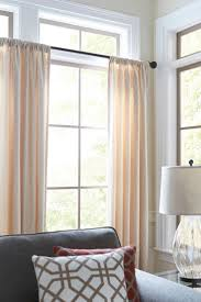 curtain curtains sheer allen and roth curtains 64 inch curtains