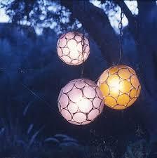 lavender moroccan globe glass hanging lantern