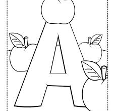 abc pages to print a colouring sheet best 25 alphabet coloring pages ideas on