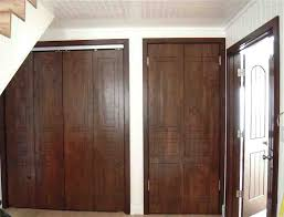 Wooden Closet Door Wooden Closet Doors Wood Closet Doors Laudable Wooden Ng Home