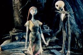 and sally the nightmare before