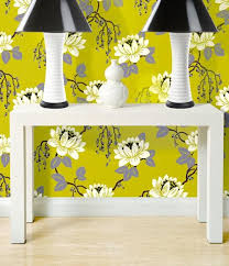 Yellow Console Table The Well Appointed House Luxuries For The Home The Well