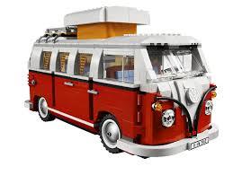 first volkswagen ever made lego creator 10220 building game volkswagen t1 camper van lego