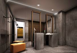 Images About Restroom On Pinterest Industrial Bathroom Cheap - Restaurant bathroom design