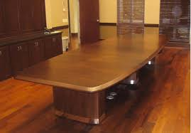 Boat Shaped Boardroom Table Boat Shaped And Rectangular Conference And Boardroom Tableshardrox