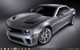 grey camaro camaro grey car themes windows 7 themes