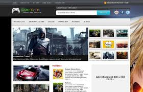 20 free and premium wordpress themes for online games review