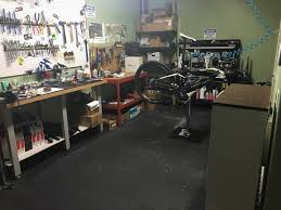 Gym Flooring For Garage by Bike Shop Rubber Flooring Bikes Garage Flooring Llc Website