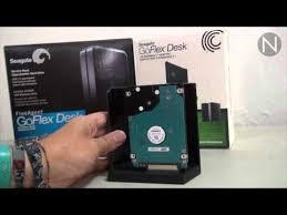 Seagate Goflex Desk by Almacenamiento Versátil Seagate Goflex Desk Usb Y Thunderbolt