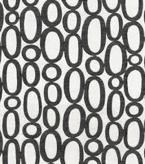 upholstery fabric hgtv home looped onyx joann