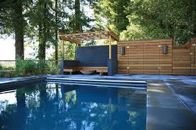 Outdoor Bench With Storage San Francisco Garden Bench Ideas Pool Modern With Storage