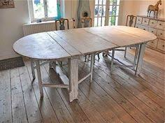 Dining Room Table Plans With Leaves Easy Way To Make A Drop Leaf Table Diy How To Painted Furniture