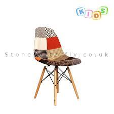 chaises dsw eames design d intérieur chaise dsw patchwork childrens charles