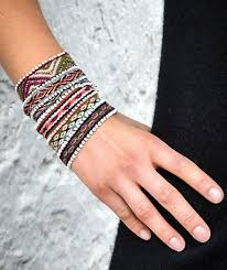 bracelet woven images Amaru bracelets sets of 3 jpg