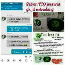 Sabun Tto sabun tea tree msi tto sabun antiseptik terbaik untuk jerawat