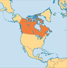Nova Scotia Canada Map by Canada Operation World