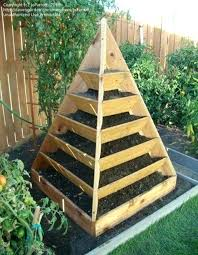 Garden Box Ideas Great Above Ground Vegetable Garden Ideas Landscaping Ideas For