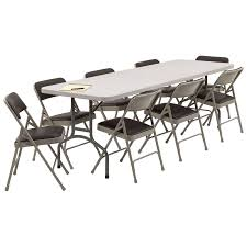 folding wood table and chairs great pairs of folding table and