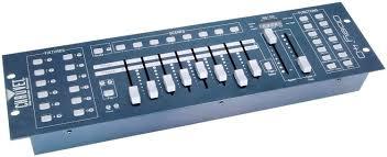 dmx light board controller chauvet dj obey 40 192 ch lighting controller sweetwater