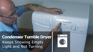 condenser tumble dryer how to replace the pump unit youtube