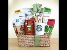 coffee gift basket ideas la baskets s la baskets starbucks coffee gift