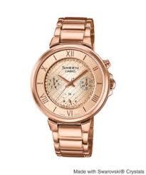 Jam Tangan Casio Gold jam tangan wanita casio sheen gold jam casio jam tangan