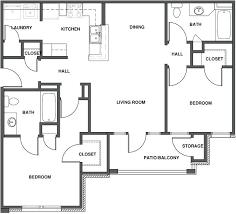 in apartment floor plans apartment floor plans 2 bedroom