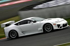 lexus lfa gt ausmotive com lexus lf a returns for nürburgring 24 hour race