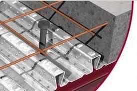 metfloor 55 steel decking lemon groundwork solutions shop