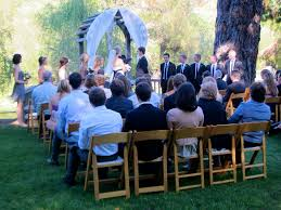 how to have a backyard wedding ideas and planning advice