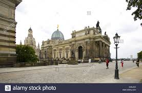 college for graphic arts in dresden stock photo royalty free