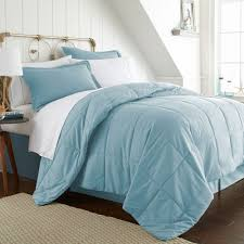 full comforter on twin xl bed bed in a box 8pc ienjoy home