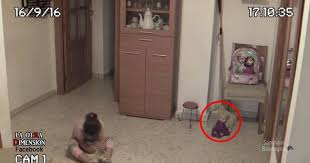 Possessed By Paul James Cold And Blind Demon Possessed Doll U0027 Blinks And Nods Head Before Entire Room