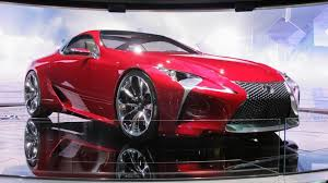 lexus lf lc play station preview 2017 lexus lc 500 autotrader ca