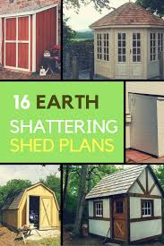 How To Make A Shed House by 16 Ways To Learn How To Build A Shed