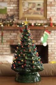 vintage ceramic christmas tree east meets south trending vintage ceramic christmas trees