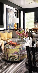eastern influences in home decorating